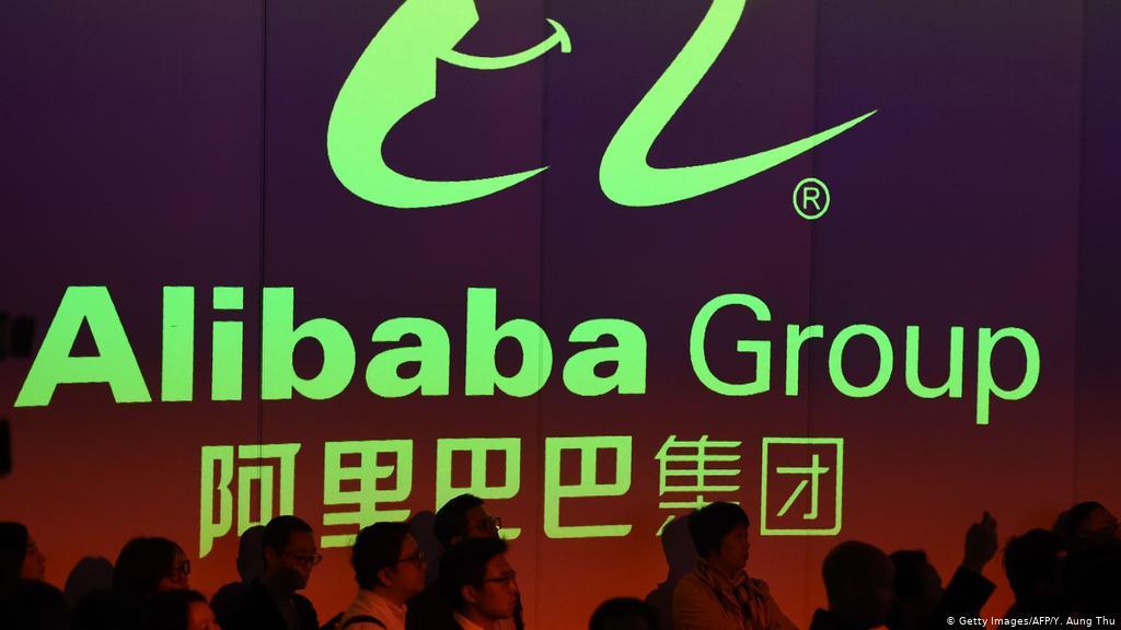 China: Alibaba fined .8 billion over anti-monopoly violations   News   DW   10.04.2021